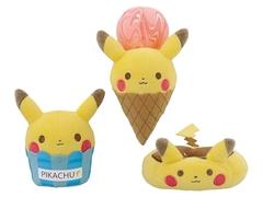 Tea Party Pikachu Plush