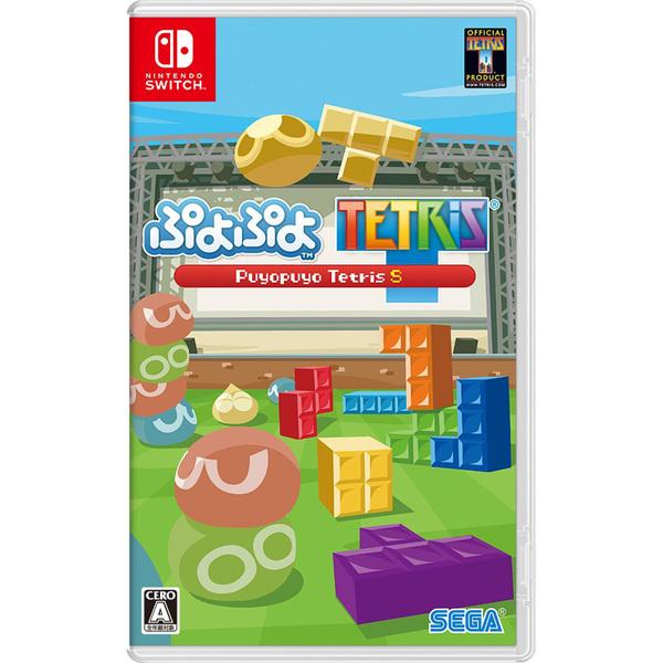 Puyo Puyo Tetris (Japanese)