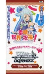 Weiss Schwarz WS TCG Konosuba Booster Pack (Japanese)