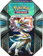 Pokemon 2017 Legends of Alola Collector Tin