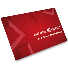 Pro Gamer Membership Card