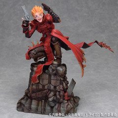 Trigun: Badlands Rumble - Vash the Stampede Hold-Up ver.