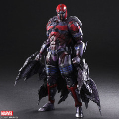 Play Arts Kai - X-Men - Magneto