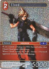 FFTCG 1-009C Cloud - Common Foil