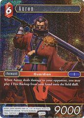 FFTCG 1-001H Auron - Hero Foil