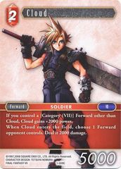 FFTCG 1-009C Cloud - Common