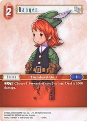 FFTCG 1-008C Ranger - Common