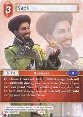 FFTCG 1-013H Sazh - Hero