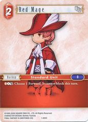 FFTCG 1-003C Red Mage - Common