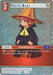 FFTCG 1-010C Black Mage - Common Foil