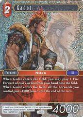FFTCG 1-007R Gadot - Rare Foil