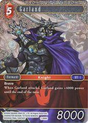 FFTCG 1-006H Garland - Hero Foil