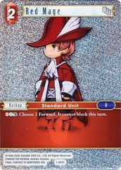 FFTCG 1-003C Red Mage - Common Foil