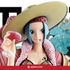 Kuji - One Piece Re: Members Log (White)