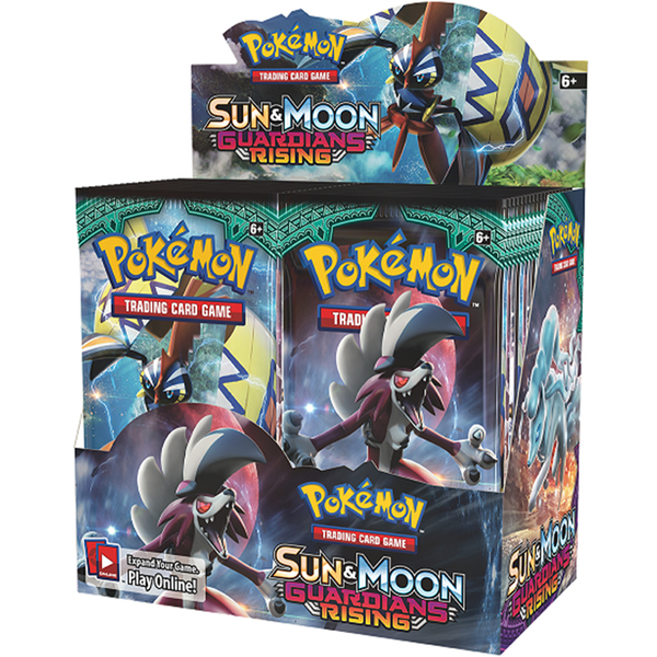 Pokemon SM2 Guardians Rising Booster Box