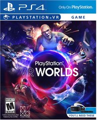 Playstation VR Worlds (VR Required)