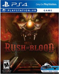 Until Dawn: Rush of Blood (VR Required)