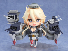 Nendoroid #688 - Kantai Collection - Iowa