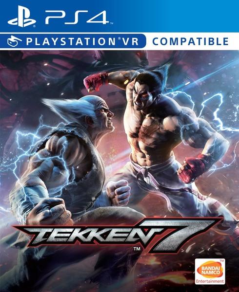 Qisahn Com For All Your Gaming Needs Tekken 7