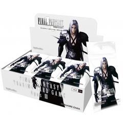 Final Fantasy FFTCG: Opus III booster PACK