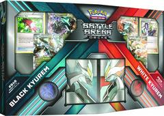 Pokemon Battle Arena Decks Black vs White Kyurem