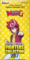 CardFight!! Vanguard G VGE-G-FC04 Fighters Collection 2017 (ENG) BOX
