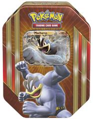 Pokemon 2016 Triple Power Machamp-EX Collector Tin