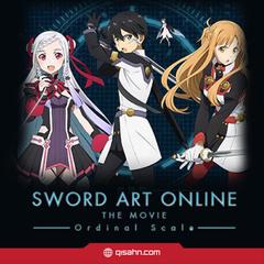 Kuji Premium - Sword Art Online The Movie Ordinal Scale
