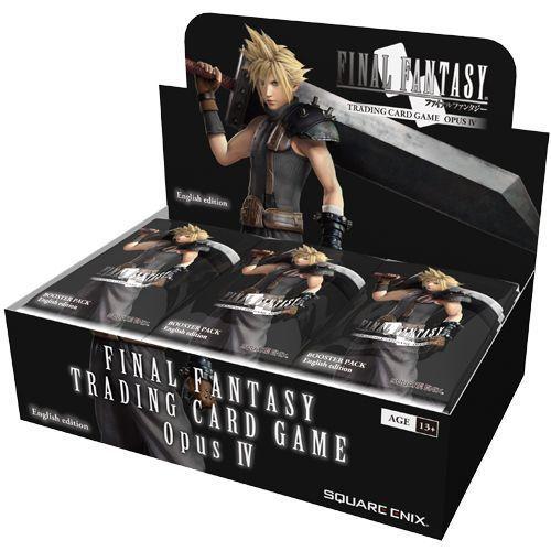 Final Fantasy FFTCG: Opus IV