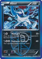 Pokemon Absol - 67/116 - Holo Rare