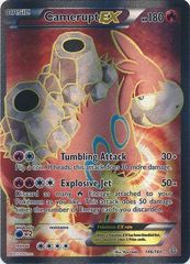 Pokemon Camerupt EX - 146/160 - Full Art Ultra Rare