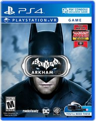 Batman: Arkham VR (VR Required)