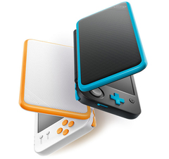 New 2DS XL Console w Pokemon Game