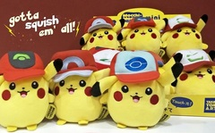 Pikachu Mochi Plush Toy