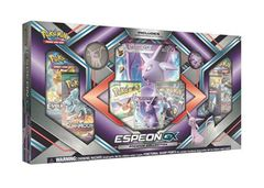 Pokemon Espeon GX Premium Collection