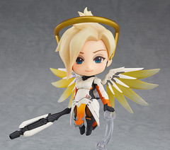 Nendoroid #790 - Overwatch - Mercy - Classic Skin Edition