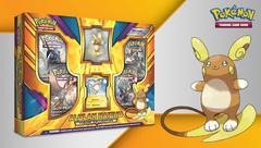 Pokemon Alolan Raichu Figure Box (With Figurine)