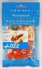 Pokemon x Nanoblock (Booster/Flareon)