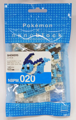 Pokemon x Nanoblock (Showers/Vaporeon)