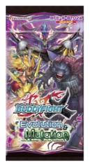 Buddyfight X-BT02A Evolution and Mutation