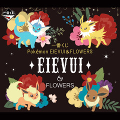 Pokemon EIEVUI & FLOWERS Kuji