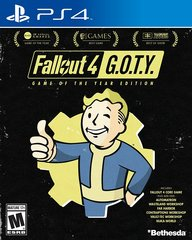 Fallout 4 Game of The Year Edition