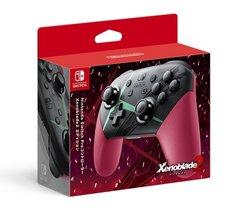 Nintendo Switch Pro Controller (Xenoblade 2)