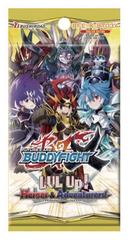 Buddyfight X-BT03A LVL Up! Heroes & Adventurers!