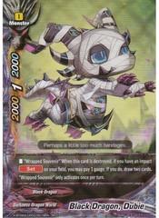 Black dragon, Dubie X-BT02A-CP03/0018