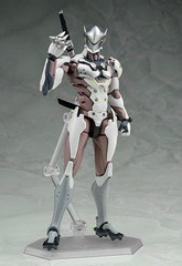 Figma #373 - Overwatch - Genji
