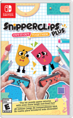 Snipperclips Plus! - Cut it out, together!