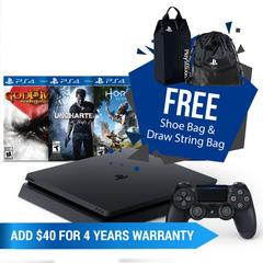 PlayStation 4 Slim (Hits Bundle 2)