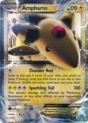 Pokemon Ampharos EX - 27/98 - Ultra Rare