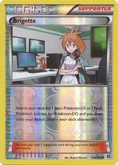 Pokemon Brigette - 134/162 - Uncommon Reverse Holo